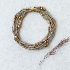 Beaded Chain Wrap Bracelet in VALENTINE'S+GIFTS Valentine's Day Jewelry Under $250 at Terrain