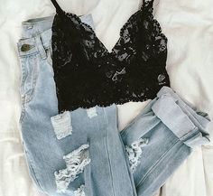 45615652bb Pillow Talk Bralette in Black Lace - All Your Fashion Musthaves