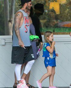 Beckham daughter