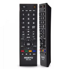 HUAYU L890 Replacement Remote Control for Toshiba TV smart lcd CT-90326 CT-90380 CT-90336 CT-90351