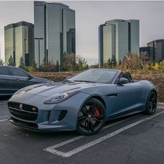 """""""Follow @the_upscale_lifestyle For A Taste Of Life's Finest Luxuries Jaguar F-Type S (Photo: @purcell_photography)"""""""