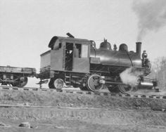 US Railroad Locomotive Train 1900s Old 8x10 Reprint Of Old Photo