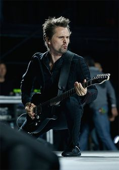 Matt Bellamy 2015