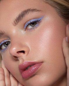 Makeup Eye Looks, Eye Makeup Art, Pretty Makeup, Skin Makeup, Simple Makeup, Bold Eye Makeup, Fresh Makeup, Perfect Makeup, Gorgeous Makeup