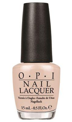 Kim Kardashian's Favorite Beauty Products Ever - OPI nail polish