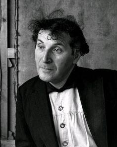 """Marc Chagall, Paris, 1934 -by Horacio Coppola   [+]  [ref.: Horacio Coppola. """"Imagema - Antología Fotográfica 1927-1994"""" (Buenos Aires, 1994)], from LA"""