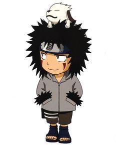 Chibi Inuzuka Kiba and Akamaru by Ento-Lee their so Kawaii! Naruto Shippuden Sasuke, Anime Naruto, Naruto Kakashi, Naruto Chibi, Naruto Cute, Shikamaru, Boruto, Anime Chibi, Kawaii Chibi