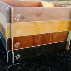 Go Green with AKER's GrowSquare raised bed  https://akerkits.com