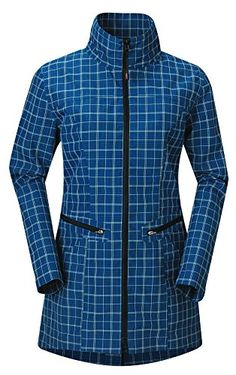 Kerrits Convertible Turnout Jacket Arctic Plaid Size: Extra Small -- Want to know more, click on the image.
