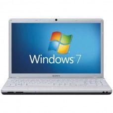 "Sony VPCEE2E1E VAIO 15.5"" Laptop (AMD Athalon II P340 2.2GHz,6GB RAM,320GB HDD,DVD SuperMulti Drive,Windows 7 64bit MS Office Starter **Grade A+ refurbished**"