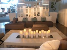 Nothing personalizes your space more than customized furniture. www.concertex.com