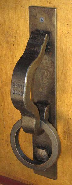 Railroadware - Door Knocker