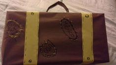 Grandma's suitcase maleta de la abuelita