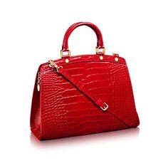 Brea Crocodile Brillant - Special Handbags | LOUIS VUITTON £23K | uk.louisvuitton.com