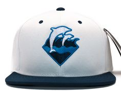 Holiday Waves Snapback Cap by PINK DOLPHIN x STARTER