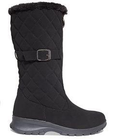 Khombu Iris Cold Weather Boots - Winter & Rain Boots - Shoes - Macy's