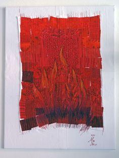Martina Unterharnscheidt - Textile Kunst