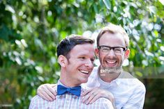 Stock Photo : Gay couple