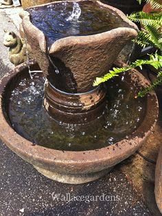 1000 images about fountains retail products on pinterest for Small pond fountains