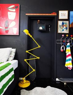 modern interiors and room colors for home decorating-Lushome