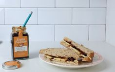 Time for a Proper Sandwich - Classic Cheese by food blogger Squidgyboo. www.englishprovender.com
