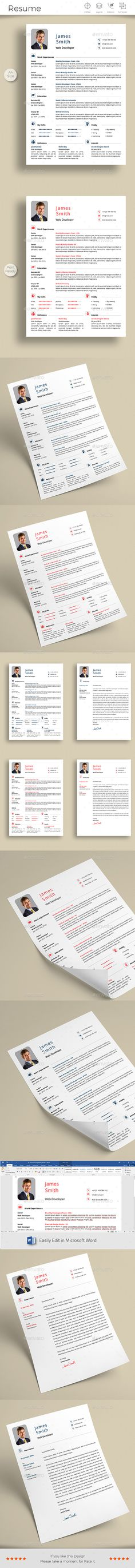Resume - Resumes Stationery - Free Resume - Cv - curriculum vitae - print free resume