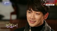 "[full][caps] Rain's ""guerrilla"" interview on KBS's Entertainment Weekly (YunYeGaJunGye). (2/22)"
