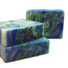 Rosemary Mint Soap w/Essential Oils by KBShimmer on Etsy, $5.50