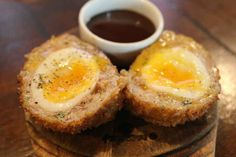 The Ship prides itself on its own Scotch egg (you can see why), and invites restaurants and pubs from around the UK to come and compete.