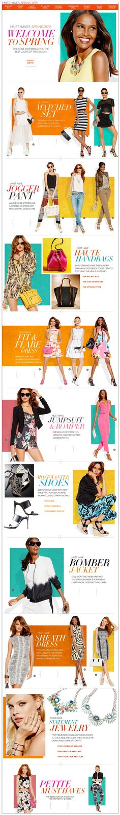 Macy's – Welcome to Spring