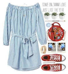 """""""HONESTY HOUR (READ DESC) 💜 (^・ω・^ )"""" by rupp ❤ liked on Polyvore featuring Lord & Berry, Converse, Polaroid, Pier 1 Imports, Valentino, Hillary Thomas Designs, Vidal Sassoon and Versus"""