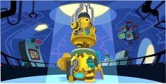 The Bee Machine by Gilmec on deviantART Cartoon Background, Animation Background, Work Cartoons, Keys Art, Environment Concept Art, Environmental Art, Anime Art Girl, Game Design, Cute Drawings