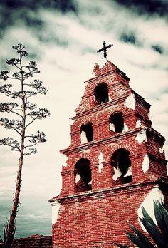 7) Mission San Miguel, San Luis Obispo - Haunted Places in California