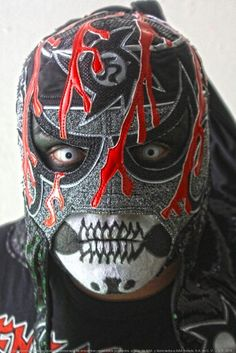 Pentagon Jr. Blue Demon, Ranger, Lucha Underground, Sport Of Kings, Cool Masks, Wrestling Wwe, Professional Wrestling, Pentagon, Superstar
