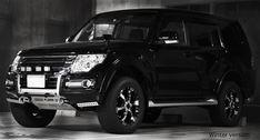 Mitsubishi Motors, Mitsubishi Pajero, Pajero Full, Land Cruiser, Cars And Motorcycles, Offroad, Bike, Black, Motorbikes