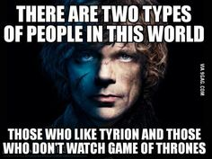 Just Tyrion things