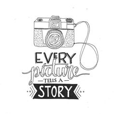 EVERY PICTURE TELLS A STORY #DavidCharlesCW