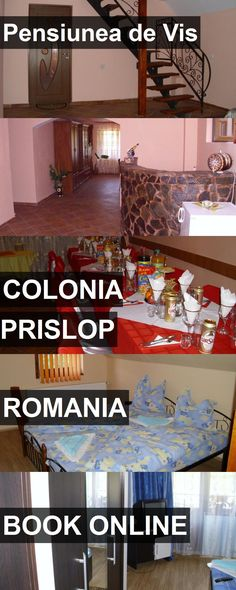 Hotel Pensiunea de Vis in Colonia Prislop, Romania. For more information, photos, reviews and best prices please follow the link. #Romania #ColoniaPrislop #travel #vacation #hotel