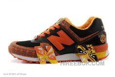 23c49b0c48c New Balance Men 576 Black Orange Casual Shoes Cheap To Buy