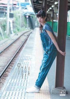 Nishino Nanase (西野七瀬), Nanasemaru (ななせまる), Naachan (なぁちゃん) - Nogizaka46 - #NGZK46 #idol #japan #jpop #beautiful