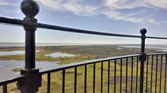 View from Bodie Island Lighthouse. Kate Brown