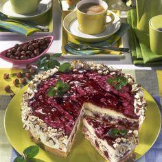 Philadelphia-Kirsch-Torte Rezept | LECKER