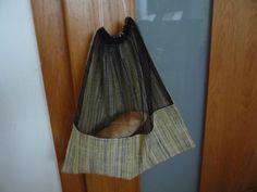 Textilní pytlíky na potraviny Textiles, Textile Art, Cloths