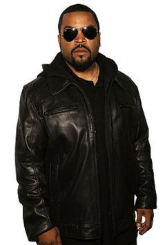 Ice Cube, he is SO gangsta.