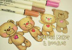 Distress Maker & Doodles