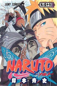Naruto Vol 56 by Masashi Kishimoto #manga