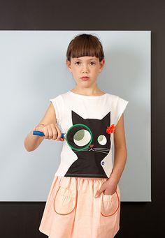 Cat top - Hilde & Co