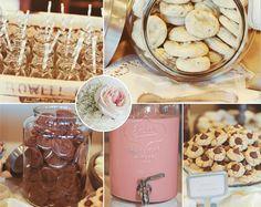 milk and cookies wedding