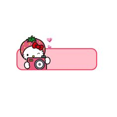 Hello Kitty Banner 2 by Costaria23
