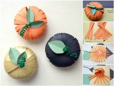 """<input class=""""jpibfi"""" type=""""hidden"""" ><p>Here is a great project for you guys who love paper crafts, great for Halloween decoration. You can make garland, hanging mobile etc with this idea. Get the full tutorial via the link: HALLOWEEN CRAFT: MAKE PAPER PUMPKINS Get More To Your Inbox! Subscribe to our Email Newsletter to Receive …</p>"""